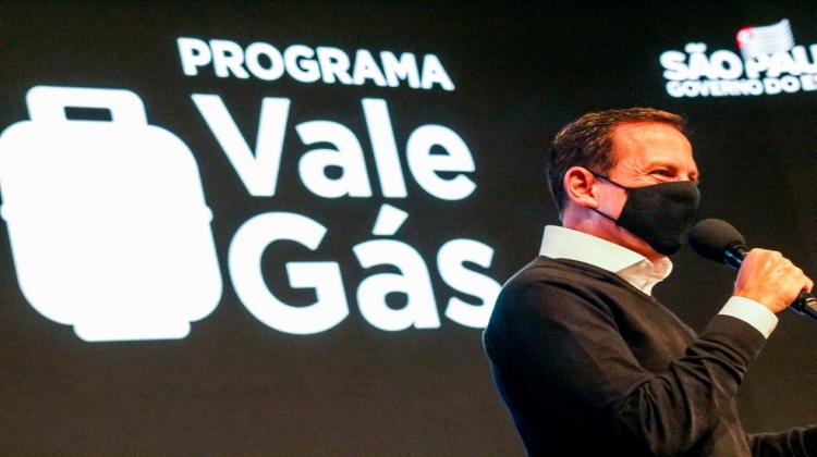 Notícia: Com ampliação, programa 'Vale Gás' atinge 28,9 mil famílias na região de Campinas; veja divisão e como consultar