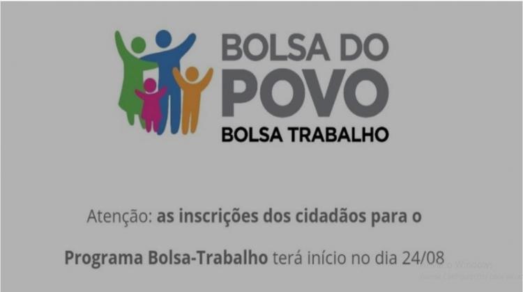 Notícia: BOLSA TRABALHO COM AUXÍLIO DE R$ 535 ABRE INSCRIÇÕES NESTA TERÇA-FEIRA EM JAGUARIÚNA
